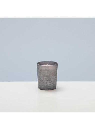 Chakra Morano Kokulu Cam Mum Gümüş